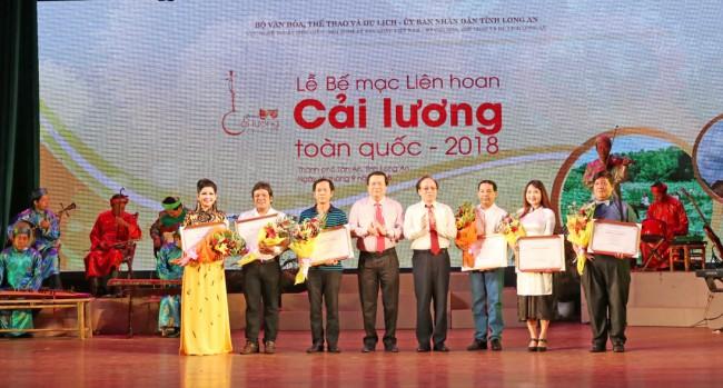 10. 2018 National Cai Luong Festival