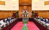 Thủ tướng tiếp Tỉnh trưởng Vân Nam, Trung Quốc