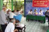 Đối thoại với nhân dân về xây dựng nông thôn mới