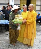 Phật giáo tích cực tham gia phong trào thi đua yêu nước