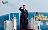 Thủ tướng Nguyễn Tấn Dũng bắt đầu thăm chính thức Bulgaria