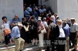 S&P hạ bậc tín nhiệm Hy Lạp xuống mức tiêu cực