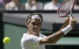 Wimbledon ngày 2: Federer 'tốc hành' vào vòng 2