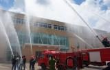 Đức Hòa: Thực tập phương án chữa cháy, cứu nạn cứu hộ