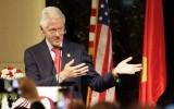 """Ngài Bill Clinton: """"Bình thường hóa quan hệ Việt- Mỹ là thành tựu lớn nhất đời tôi"""""""