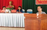Đại biểu quốc hội tiếp xúc cử tri: Nhiều vấn đề bức xúc tại địa phương