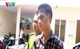 Cầm dao vào Bệnh viện Phụ sản Hà Nội cướp giật Iphone