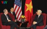 Tổng Bí thư mong Hoa Kỳ mở rộng thị trường cho hàng hóa Việt Nam