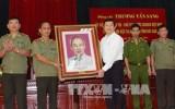 Chủ tịch nước Trương Tấn Sang thăm và làm việc tại Bắc Kạn