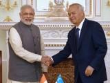 Ấn Độ và nước cờ mở rộng ảnh hưởng ở Trung Á