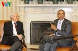 Nhìn lại chuyến thăm lịch sử của Tổng Bí thư tới Hoa Kỳ