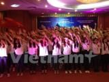 Hơn 160 thanh thiếu niên kiều bào về dự Trại hè Việt Nam 2015