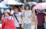 Nắng nóng bất thường ở Nhật Bản, 3.000 người nhập viện