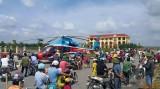 Máy bay quân sự gặp sự cố phải hạ cánh khẩn cấp ở Thái Bình