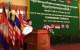 Thỏa thuận phối hợp thực thi pháp luật biển ở vịnh Thái Lan