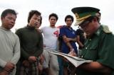 11 ngư dân bị tàu Trung Quốc đâm chìm đã về đất liền