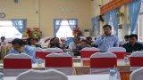 Tiếp tục chương trình làm việc Đại hội Đại biểu Đảng bộ huyện Cần Giuộc lần thứ XI, nhiệm kỳ 2015-2020: Nhiều ý kiến thảo luận liên quan đến công nghiệp gắn với an sinh xã hội