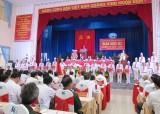 Đại hội Đại biểu Đảng bộ huyện Cần Giuộc lần thứ XI: Đề xuất nhiều giải pháp nhằm hoàn thành chỉ tiêu nghị quyết