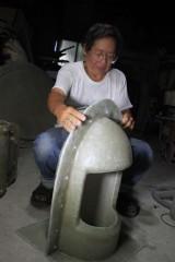 Ông Phan Bội Trân xuất 300 tàu ngầm mini sang Thái