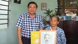 Long An: Phó Bí thư Thường trực Tỉnh ủy trao tặng nhà tình nghĩa