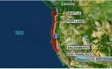 Siêu động đất tại Thái Bình Dương, 13.000 người có thể sẽ thiệt mạng
