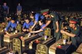 Cầu siêu tưởng niệm các anh hùng liệt sỹ tại nhà tù Phú Quốc