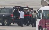 Đại tướng Phùng Quang Thanh đã về đến Hà Nội lúc 7h sáng nay