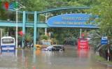 Thành phố Cẩm Phả gồng mình chống mưa lũ