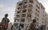 Trung Quốc lên án vụ đánh bom Đại sứ quán nước này tại Somalia