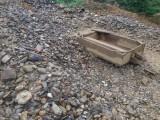Quảng Ngãi nổ mìn phá hủy 60 hầm khai thác vàng trái phép