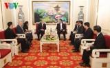 Bộ trưởng Trần Đại Quang tiếp Tùy viên Quốc phòng Nhà nước Israel