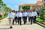 Khu lưu niệm Luật sư Nguyễn Hữu Thọ: Niềm tự hào của nhân dân Long An và cả nước