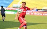 Vòng 19 Toyota V-League 2015: Thắng dễ Cần Thơ, B.Bình Dương vững vàng ở ngôi đầu