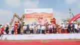 Long An: Khánh thành Tổ hợp Công viên Trung tâm Bách Việt