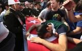 Tấn công liều chết ở Thổ Nhĩ Kỳ, hơn 30 người thương vong