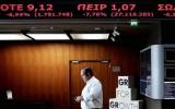 Thị trường chứng khoán Hy Lạp mở cửa trở lại