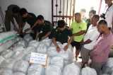 Đột kích kho ma túy 5,5 tấn trong rừng Lào