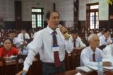 Nhiều ý kiến đóng góp cho văn kiện Đảng bộ huyện Đức Hòa, tỉnh Long An lần thứ XI