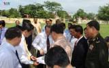 Khảo sát, trùng tu các tượng đài hữu nghị Việt Nam - Campuchia