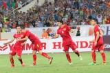 BXH FIFA tháng 8: ĐT Việt Nam tụt xuống hạng 153