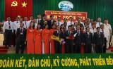 Đức Hòa: Đồng chí Nguyễn Văn Út đắc cử chức vụ Bí thư Huyện ủy khóa XI