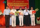Thủ tướng phê chuẩn nhân sự 5 địa phương