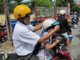 Long An: An toàn giao thông cho năm học mới