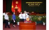 Thủ tướng phê chuẩn nhân sự Hải Phòng, Hà Giang
