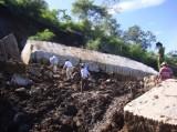 Sập mỏ đá, 2 công nhân thiệt mạng
