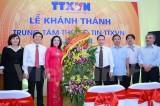 Khánh thành công trình Trung tâm Thông tin TTXVN tại Hà Nội