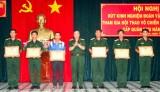 Lực lượng vũ trang Long An: Huy chương vàng tại Hội thao võ chiến đấu