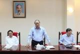 Phó Thủ tướng Nguyễn Xuân Phúc kiểm tra công tác đặc xá tại Bà Rịa