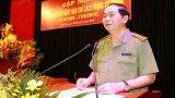 """Đại tướng Trần Đại Quang: """"Công an phải là niềm tin của nhân dân"""""""