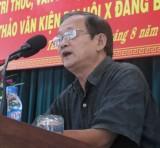 Long An: Nhiều ý kiến đóng góp Dự thảo văn kiện Đại hội Đảng bộ tỉnh lần thứ X